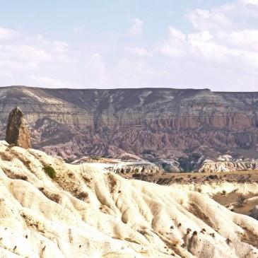 妖精の煙突、ギョレメ谷、ギョレメ国立公園が一望できる場所『チャウシン』