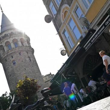 超気持ちぃ〜!イスタンブールの新・旧市街を360度のパノラマビュー『ガラタ塔』