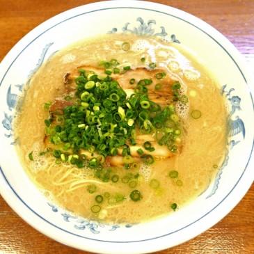博多の味を東京中野区で!素材は九州から直送。100%豚骨スープ『博多ラーメンばりこて』