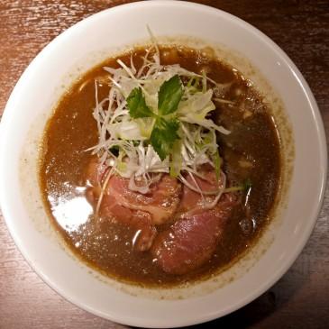 鶏白湯+魚介!3種の煮干しにイカの煮干しが加わったガツンとくる超個性派の一杯『麺屋 ねむ瑠』