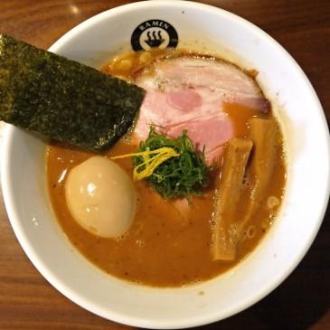 2年連続ビブグルマン店!ミシュランガイドも評価する豚骨魚介スープの上品な一杯『RAMEN GOTTSU』