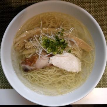 極上の淡麗塩ラーメン!ミシュランガイド東京2016ビブグルマンを2年連続で受賞した『麺や 金時』