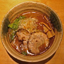 焼きあご塩らー麺 たかはし – 東京・新宿区
