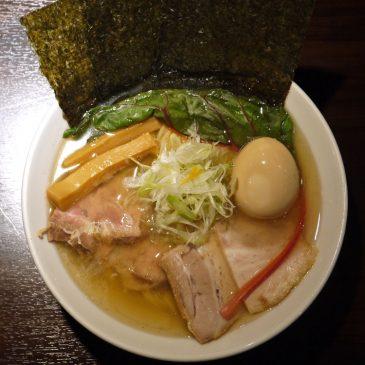 志奈そば 田なか セカンド – 東京・秋葉原
