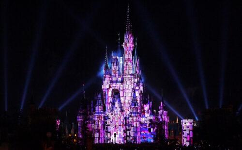 11月6日で終了!東京ディズニーランドのプロジェクションマッピングショー『ワンス・アポン・ア・タイム - Once Upon a Time』