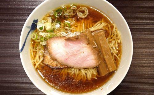 麺 みつヰ - 東京・浅草